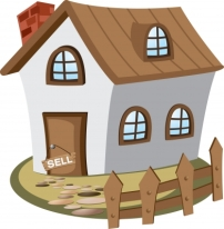ordinary house graphic